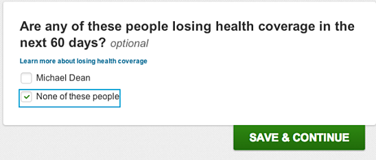 missed the deadline Healthcare.gov
