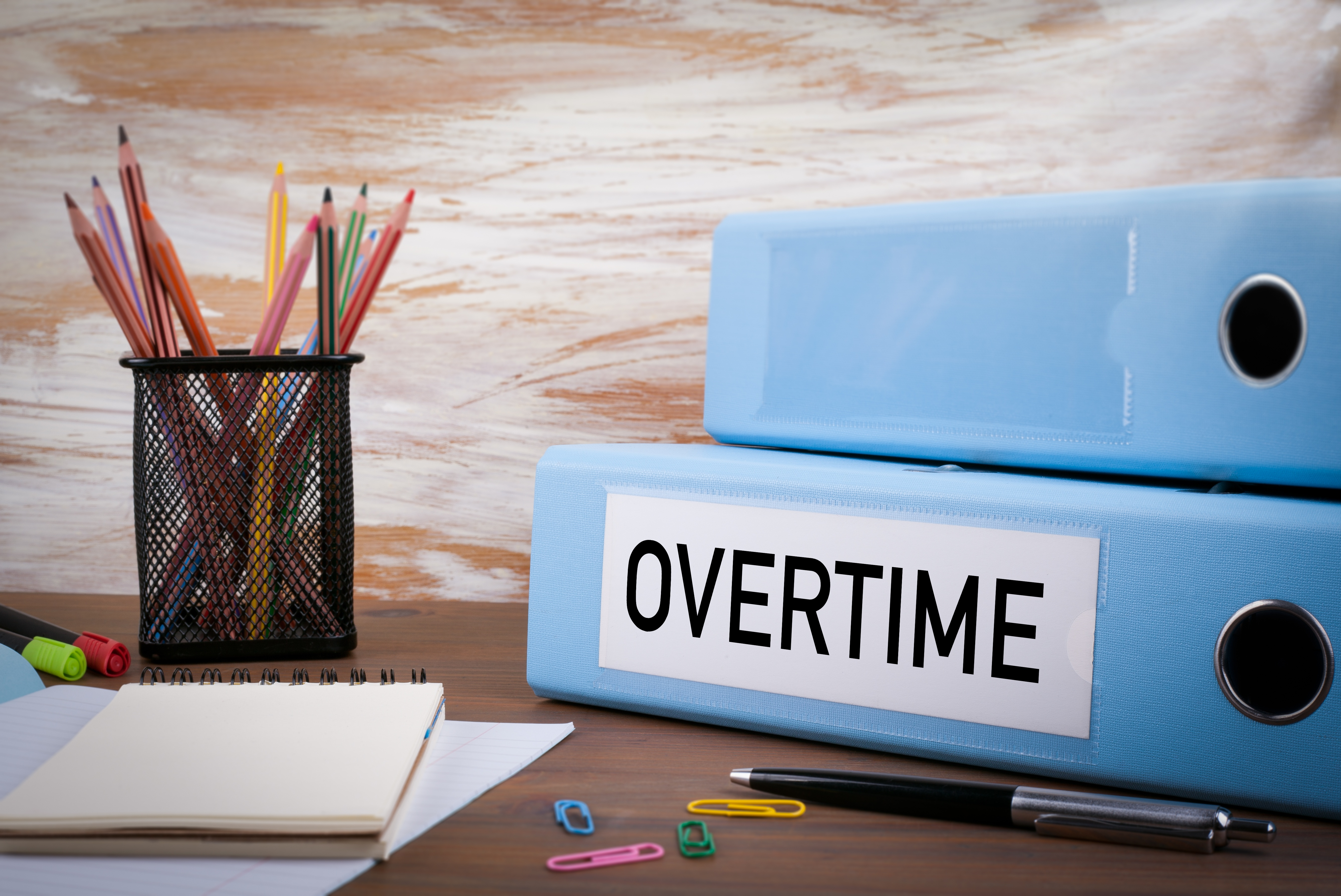 Overtime rule officially blocked